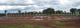 large water storage tanks